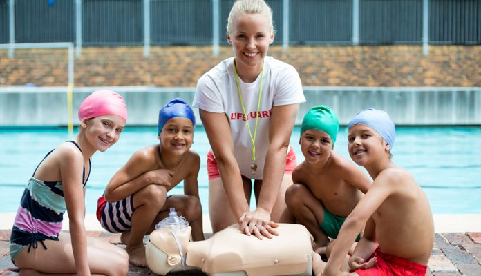 Junior Lifeguard Prep Courses